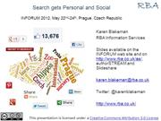 Search gets personal and social