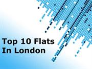 top 10 flats photo of london 2012
