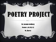 sadness Poetry Project