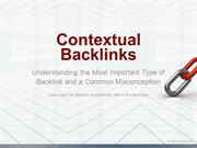 Contextual Backlinks- A Misconception