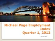 Michael Page International - Australia