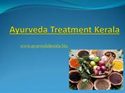 Ayurveda Treatment Kerala