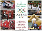 Before The Olympic Games 2012