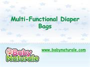Multi-Functional Diaper Bags