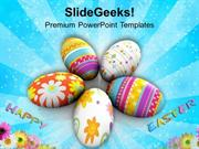 CHRISTIAN CHOOSE YOUR SURPRISE EGG THIS EASTER PPT TEMPLATE