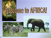 Introduction to African