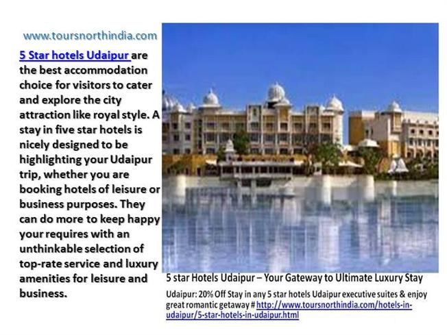 5 Star Hotels Udaipur Your Gateway To Ultimate Luxury Stay