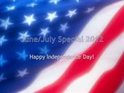 June/July 2012 Special