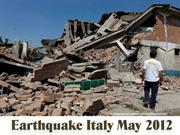 Earthquake in Italy - May 2012