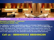 New Residential Projects in Greater Noida |8800496200|