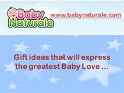 Gift Ideas that will express greatest baby love