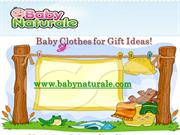 Baby Clothes for Gift Ideas!