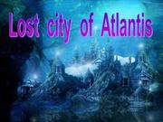 The Lost City Of Atlantis By Naumanshu