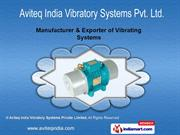 Aviteq India Vibratory Systems Private Limited Tamil Nadu,India