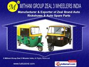 Mithani Group Zeal 3 Wheelers India Mumbai india