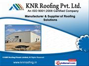 KNR Roofing Private Limited Karnataka  india