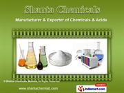 Shanta Chemicals  Maharashtra  india