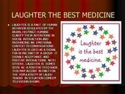 laughter the best medicine by vishnu
