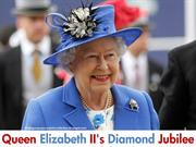 Queen Elisabeth II Diamond Jubilee