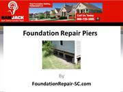 Foundation Repair Piers