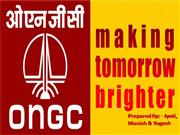 ongc ppt for BS