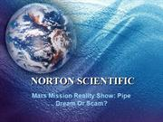 Mars Mission Reality Show: Pipe Dream Or Scam?