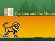The Lion and the Mouse with Words and Sounds