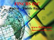 FINCBS - FinMobile - Mobile Retail & Business Banking