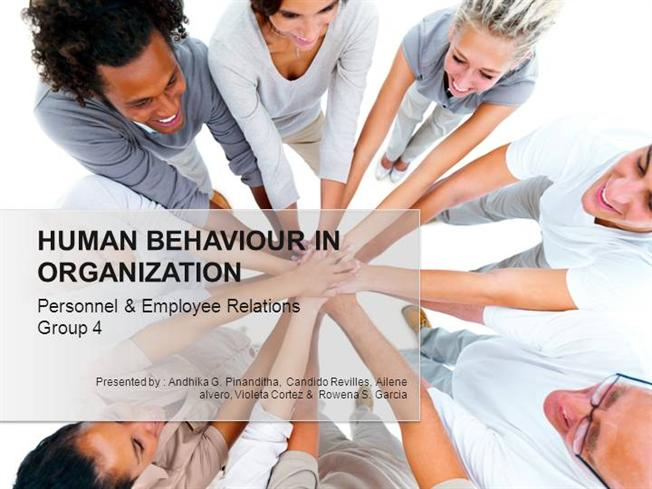 Human behavior organization hbo authorstream toneelgroepblik Images