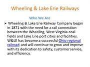 ohio railroads