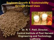 Soybean Growth