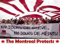 The Montreal Protests
