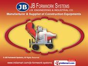JB Formwork Systems West Bengal India