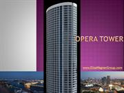 Opera Tower - The Luxurious Condominium In Miami, Florida for Sale.