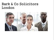 Our People Bark Co Solicitors London