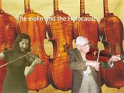 Violin and the Holocaust - Noemi