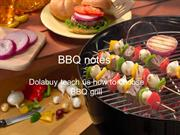 Dolabuy introduce some notes of BBQ and teach us how to choose BBQ gri