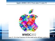 New and Key Featues of iOS 6 at Apple's WWDC 2012