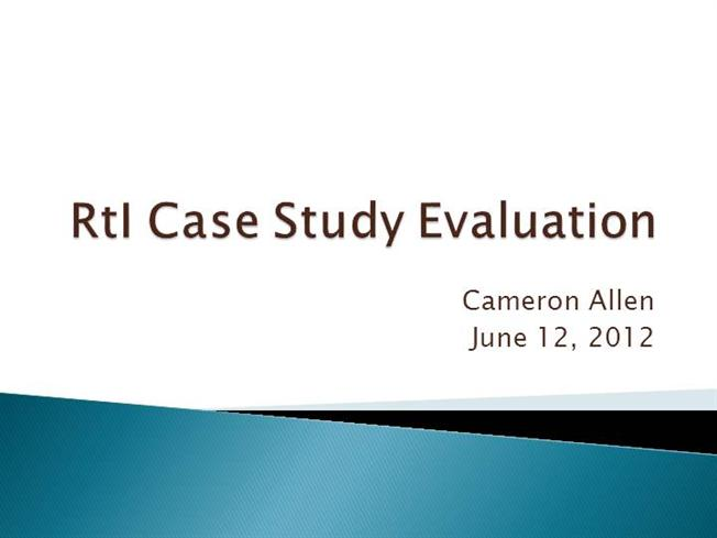 The BASICS of the IEP PROCESS Credibility  Validity  and Assumptions in Program Evaluation Methodology