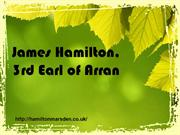 James Earl Hamilton Marsden - Political Pawn and Soldier