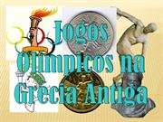 jogos olimpicos na grcia antiga