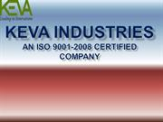 New Keva Product information