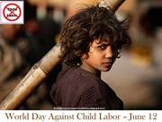 World day against Child Labor (June 12)