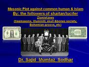 Evil Plot Against Common people & ISLAM, Dr. Sajid Mumtaz Sodhar