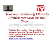 Fundraising Ideas for Church-Amazing Fundraising Ideas For Your Church