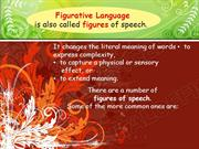 Figurative Language Powerpoint (MS Standard 1e)