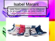 Isabel Marant are popular in the world