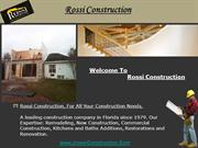 Jrossiconstruction : Tampa Florida Home Builders