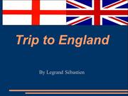 Trip to England by Sebastien L