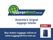 Buy Antler luggage online